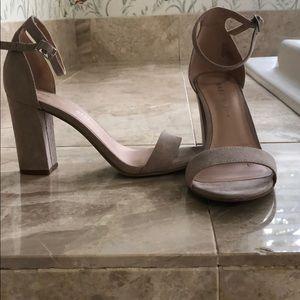 Madden Girl blocked heel
